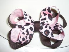 Hair Clip by JacknLilAccessories on Etsy, $5.50