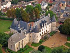 Château de Reignac ~ Indre-et-Loire ~ France