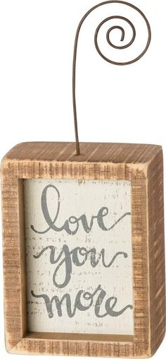 6 x 4.5-Inches Primitives by Kathy Slat Wood Hand-Lettered Box Sign Heaven Had Visiting Hours