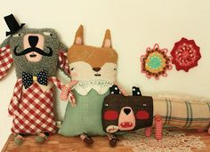 patchwork family...