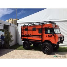 Did you have a chance to see #TheGoss at the #PalmBeachInternationalBoatShow this past weekend? #landroverpalmbeach #lrpb #best4x4xfar #lr4x4 #landrover #rangerover #fc101 #101fc #wellstoried #pbibs2015 #pbibs http://www.landroverpalmbeach.com/