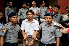 Periodistas de Reuters encarcelados en Myanmar recurren al Tribunal Supremo