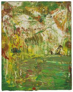 Hans Hofmann (German/American, 1880-1966), Morning Light, 1950....