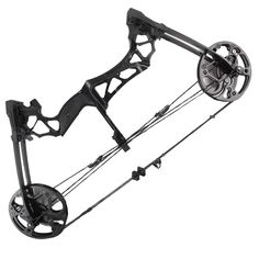 """material: aviation aluminum alloy color: camouflage, black, white, red Pull: 40-60Ibs Wheelbase: 21.5"""" Bow gear: 7"""""""