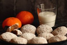 Mézespuszedli (paleo) | Paleo konyhám Glass Of Milk, Paleo, Food, Essen, Beach Wrap, Meals, Yemek, Eten, Paleo Food