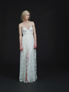 Bride by Sarah Seven - Continuing Classics - Bedford gown #sarahseven #sarahsevenloveclub #bridal