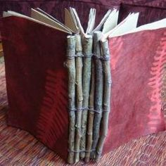 � Bookbinding Techniques, Ideas & Inspiration | Creative Ways to Make a Journal �