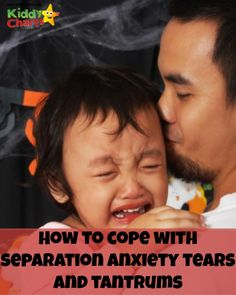 he tears come as soon as you leave - how can we help our kids with separation anxiety? #videos #parenting #kids