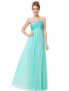 awesome HE09568LB06, Light Blue, 4US, Ever Pretty Casual Cocktail Party Dresses 09568 -Strapless ruffles long evening dress Detailed Size Info Please Check Left Image, Not Size Info Link. It is US Size when you place order. Non-removable rhinestones and crystal beads decorate the bust -http://weddingdressesusa.com/product/he09568lb06-light-blue-4us-ever-pretty-casual-cocktail-party-dresses-09568/