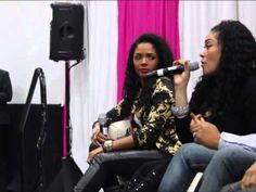 @RASHEEDA and @KeKeWyattSings get real