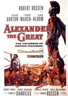 Alexander the Great (1956) richard #burton