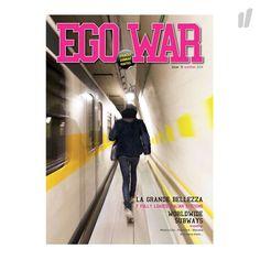 Egowar #9 - Strictly Subway Magazin - http://www.overkillshop.com/de/product_info/info/13455/