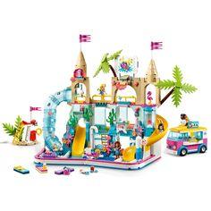Lego Girls, Toys For Girls, All Lego, Lego Lego, Lego Ninjago, Legos, Fun Water Parks, Building Toys For Kids, Lego Friends Sets