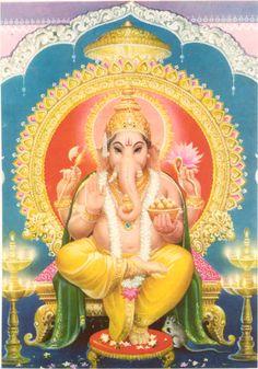 Ganesh Print # 4