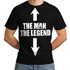 77f25c89e9e85a Legend Cool Joke Funny Funny Joke Men Black S T-shirt