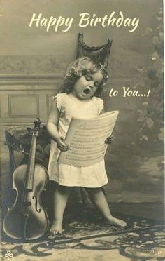 Happy birthday to you! - Happy Birthday Funny - Funny Birthday meme - - Happy birthday to you! The post Happy birthday to you! appeared first on Gag Dad. Vintage Children Photos, Images Vintage, Vintage Pictures, Vintage Photographs, Children Pictures, Happy Birthday Wishes, Birthday Greetings, Happy Birthday Memes, Funny Birthday Message