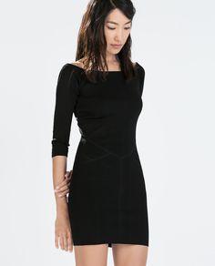 KNIT DRESS from Zara