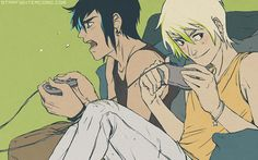 Starfighter Cain and Abel