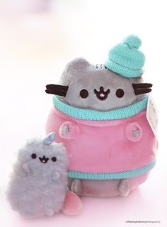 (with lots of smiles with Pusheen and Stormy) Pusheen Love, Pusheen Plush, Pusheen Cat, Pusheen Stuffed Animal, Pusheen Stormy, Cute Cat Names, Kawaii Room, Cute School Supplies, Cute Plush