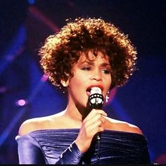 #TBT with a beautiful sweet young Whitney Houston!!