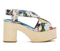 Summer Sandal Trend: Flower Power