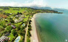 Bahía Coique, Lago Ranco