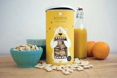 Einfach genial :-) 25 Concept Packaging Designs That Are Sheer Brilliance 4 - https://www.facebook.com/diplyofficial