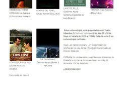 'Low Cost', de Franco Volpi, en la sección nacional del festival Ópera Prima en Granada. el 29 y 30 de mayo en el Teatro Alhambra.