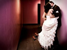 roller derby wedding! i really think that i have to take a pic like this at our wedding...