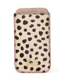 Bescherm je telefoon op een modieuze manier met de Iphone cover van Fab! (€39,00) #iPhone #4 #5 #Cover #3 #Letter #Logo #Smartphonecovers #Fab