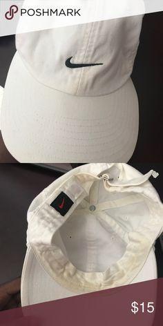 89db8e0d61070 Nike base ball cap Nike baseball cap worn and has a little stain on inside  you can see in picture Nike Other
