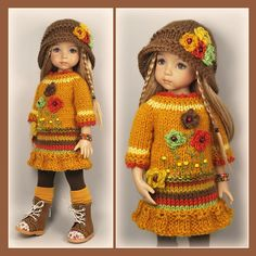 OOAK Fall Dress Outfit from maggie_kate_create ends 9/4/14. SOLD for $103.60