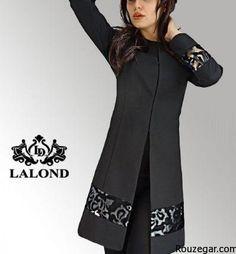 مدل مانتو شیک و و زیبا و شیک پوش زنانه و دخترانه Pakistani Fashion Casual, Iranian Women Fashion, Muslim Fashion, Hijab Fashion, Fashion Dresses, Polo Shirt Outfits, Woolen Dresses, Cheap Womens Tops, Kimono Dress
