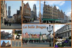 Découvrir Bruges sur http://www.comme-un-poisson-dans-leau.fr