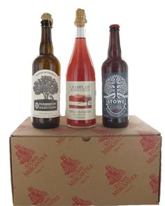 Vermont Hard Cider Sampler