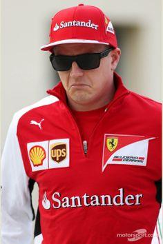 Kimi Raikkonen, Scuderia Ferrari 2014