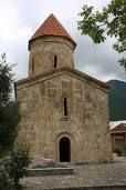 On of the oldest known Christian churches still in exhistance. Seki, Azerbaijan