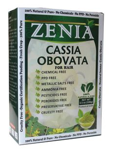 100g Zenia Cassia Obovata Neutral Henna Powder Box 2016 Crop >>> Learn more by visiting the image link. #hairrepair