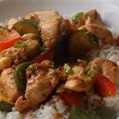 Kung Wow Chicken Allrecipes.com