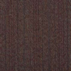 Chocolate/Black/Red/Gray Striped Suiting - Suiting - Wool - Fashion Fabrics