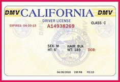Blank State Id Templates Pdf - Yahoo Image Search Results throughout Blank Drivers License Template - Best Templates Ideas For You Ca Drivers License, Drivers License California, Drivers License Pictures, Drivers Permit, Driver's License, License Plates, Money Template, Id Card Template, Card Templates