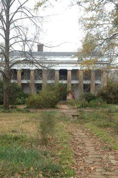 Pitt's Folly. Uniontown, Alabama