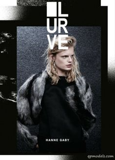 Hanne Gaby Odiele for Lurve Magazine #8 - http://qpmodels.com/european-models/hanne-gaby-odiele/4976-hanne-gaby-odiele-for-lurve-magazine-8.html