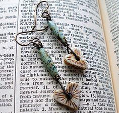 Natural Love earrings