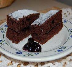 Nagyi pofonegyszerű kevert kakaós sütije - Blikk Rúzs Deserts, Pie, Sweets, Baking, Recipes, Foods, Drink, Beauty, Sheet Cakes