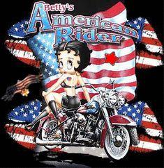 Betty Boop American Style