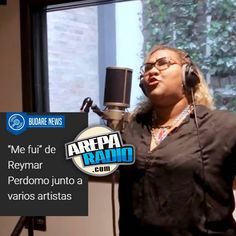"""""""Me fui"""", el tema de Reymar Perdomo que se hiciera viral y donde la cantante cuenta su historia como migrante con la que se sintieron identificados miles de venezolanos, ahora tiene una nueva versión donde la artista interpreta su ya famosa canción acompañada por varios artistas latinos. Puerto Rico, Youtube, News, Video Clip, Songs, Singers, Youtubers, Youtube Movies"""
