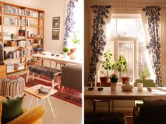 tuulinenpaiva.fi Living room after the makeover