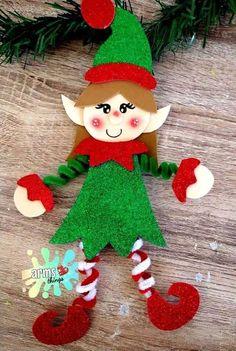 Cheap Christmas Cards, Christmas Holidays, Christmas Crafts, Christmas Decorations, Christmas Ornaments, Holiday Decor, Crochet Flower Tutorial, Crochet Flowers, Paper Crafts