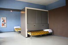 Le Corbusier, Pierre Jeanneret twin house, Stuttgart 1927 by bcmng, via Flickr